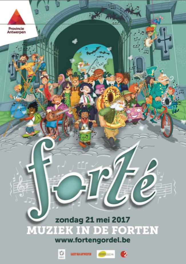 Fortengordel 2017